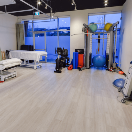 Clayton Heights sports and therapy centre