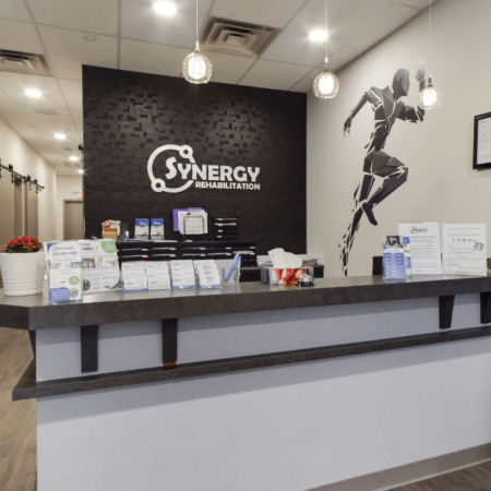 Synergy Rehab Surrey Fleetwood Physiotherapy & Sports Injury Clinic